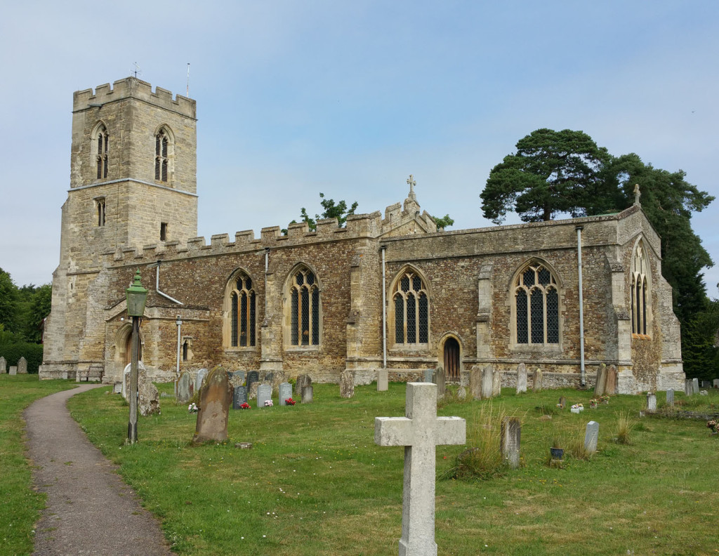Ecclesiastical Projects | Priory Heritage Ltd